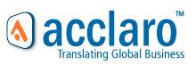 Acclaro - Logo